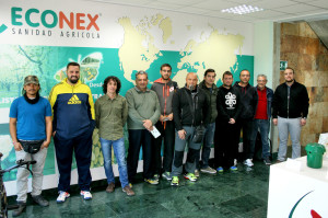FOTO_Visita CENTRO SERVEF de Orihuela a ECONEX (1)