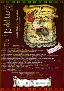 Cartel XIV Mercadillo del Libro