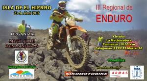 Prueba Enduro El Pinar 2016