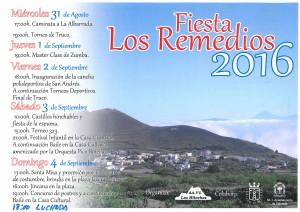 Fiestas San Andres 2016