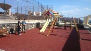 Parque infantil El Tamaduste 1