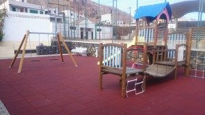 Parque infantil El Tamaduste 2