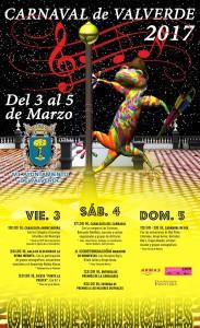 actos Carnaval 2017