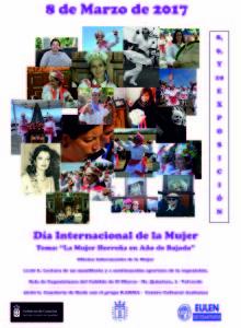 Cartel Dia de La Mujer