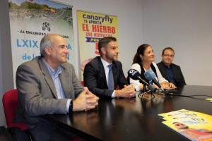 Presentacación Canaryfly El Hierro